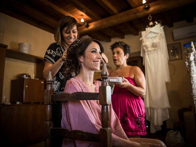 Il matrimonio di Emanuele e Tanina a Bracciano, Roma 7