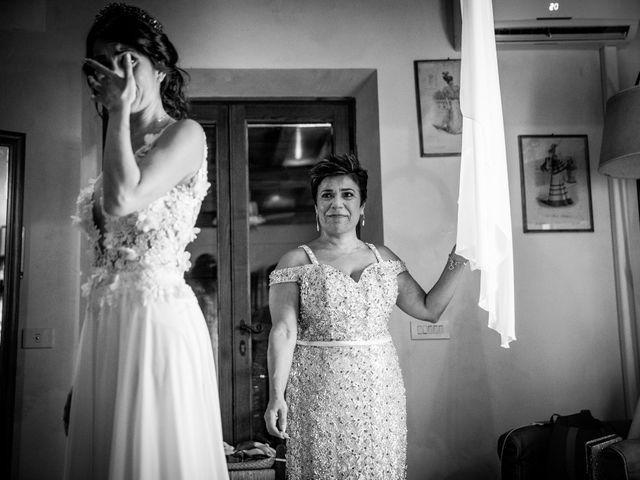 Il matrimonio di Emanuele e Tanina a Bracciano, Roma 10