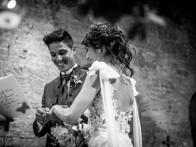 Il matrimonio di Emanuele e Tanina a Bracciano, Roma 14