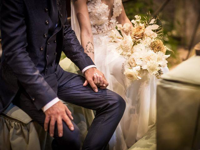 Il matrimonio di Emanuele e Tanina a Bracciano, Roma 15