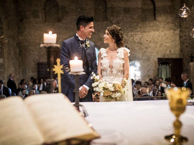 Il matrimonio di Emanuele e Tanina a Bracciano, Roma 17