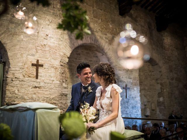 Il matrimonio di Emanuele e Tanina a Bracciano, Roma 18