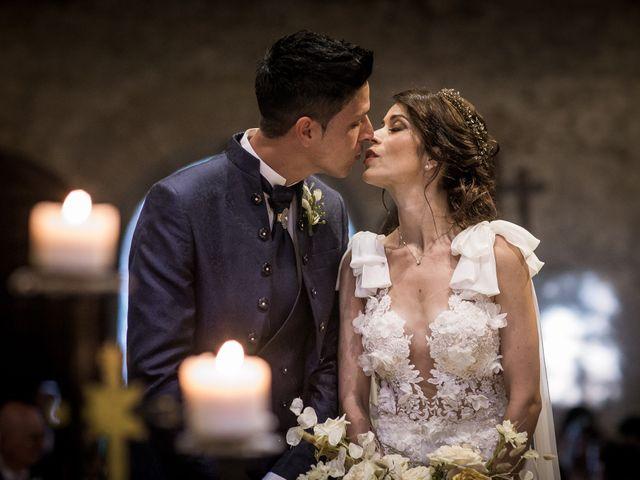 Il matrimonio di Emanuele e Tanina a Bracciano, Roma 20