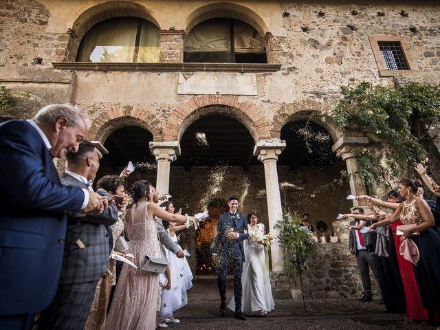 Il matrimonio di Emanuele e Tanina a Bracciano, Roma 21
