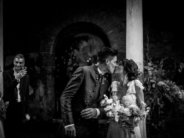 Il matrimonio di Emanuele e Tanina a Bracciano, Roma 22