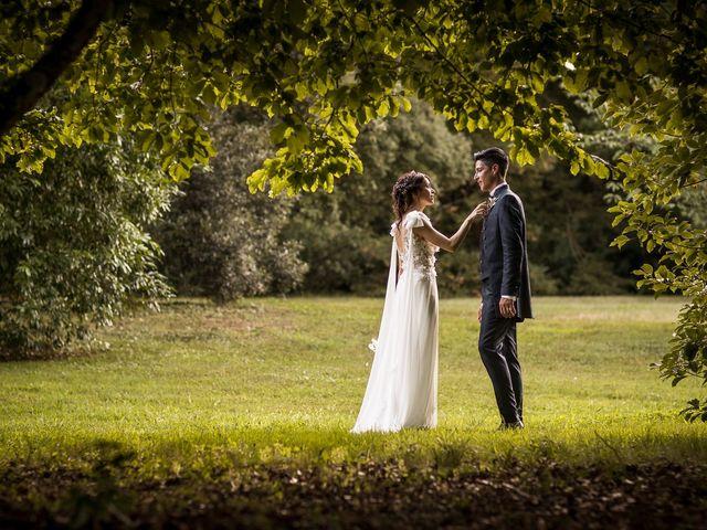 Il matrimonio di Emanuele e Tanina a Bracciano, Roma 25