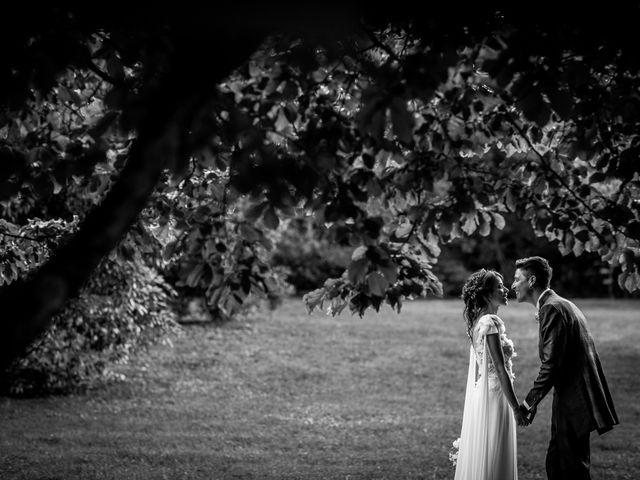 Il matrimonio di Emanuele e Tanina a Bracciano, Roma 26