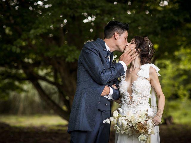 Il matrimonio di Emanuele e Tanina a Bracciano, Roma 27