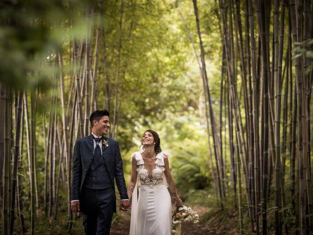 Le nozze di Tanina e Emanuele