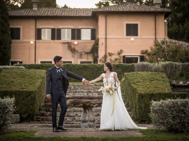 Il matrimonio di Emanuele e Tanina a Bracciano, Roma 29