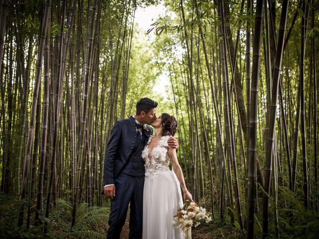 Il matrimonio di Emanuele e Tanina a Bracciano, Roma 30