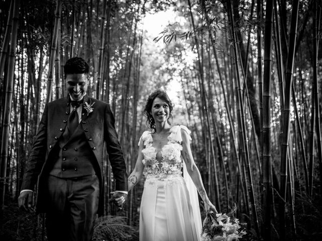 Il matrimonio di Emanuele e Tanina a Bracciano, Roma 31