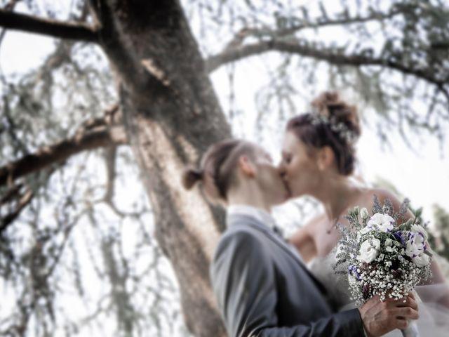 Le nozze di Alexandra e Loris