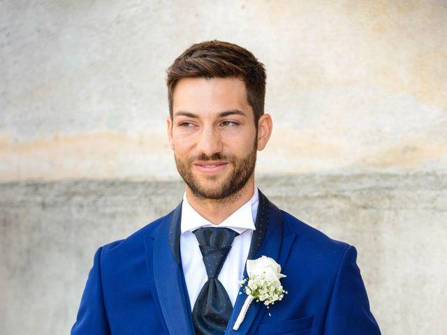 Il matrimonio di Matteo e Ilaria a Rodengo-Saiano, Brescia 11