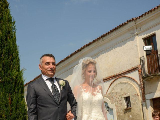 Il matrimonio di Matteo e Ilaria a Rodengo-Saiano, Brescia 14