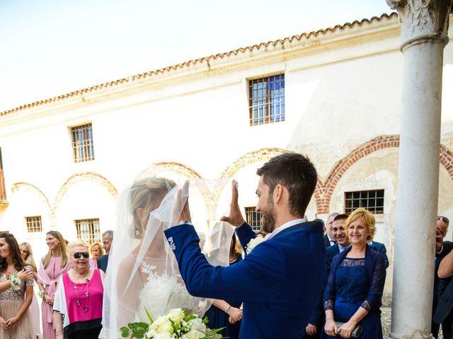 Il matrimonio di Matteo e Ilaria a Rodengo-Saiano, Brescia 15