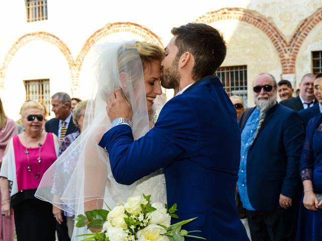 Il matrimonio di Matteo e Ilaria a Rodengo-Saiano, Brescia 16