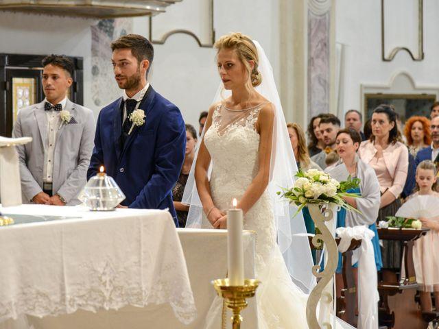 Il matrimonio di Matteo e Ilaria a Rodengo-Saiano, Brescia 18