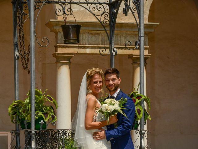 Il matrimonio di Matteo e Ilaria a Rodengo-Saiano, Brescia 22