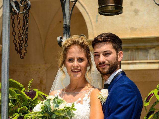 Il matrimonio di Matteo e Ilaria a Rodengo-Saiano, Brescia 23