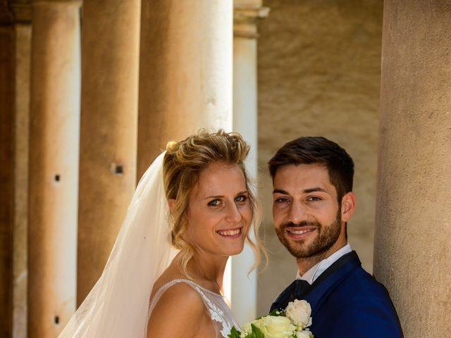 Il matrimonio di Matteo e Ilaria a Rodengo-Saiano, Brescia 24