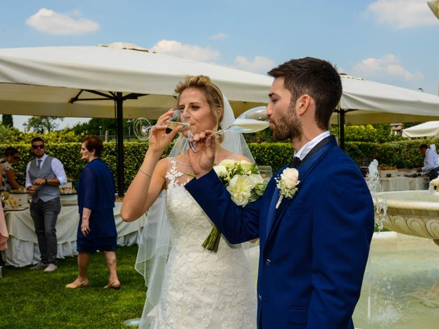 Il matrimonio di Matteo e Ilaria a Rodengo-Saiano, Brescia 26