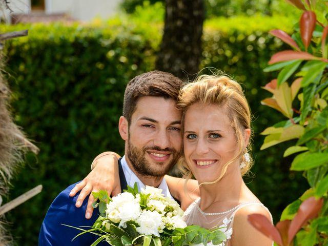 Il matrimonio di Matteo e Ilaria a Rodengo-Saiano, Brescia 27