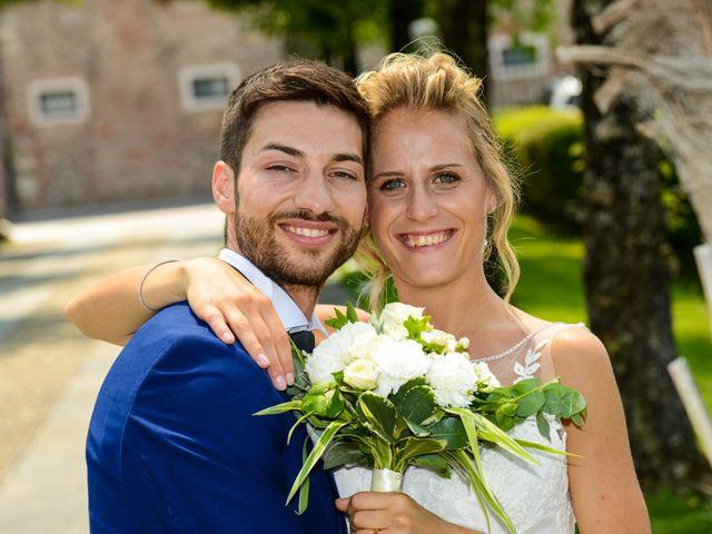 Il matrimonio di Matteo e Ilaria a Rodengo-Saiano, Brescia 28