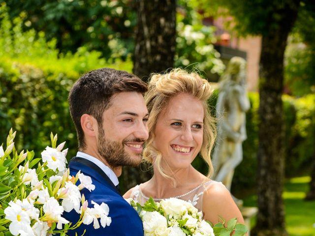 Il matrimonio di Matteo e Ilaria a Rodengo-Saiano, Brescia 29