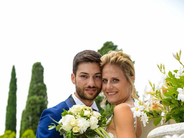 Il matrimonio di Matteo e Ilaria a Rodengo-Saiano, Brescia 31