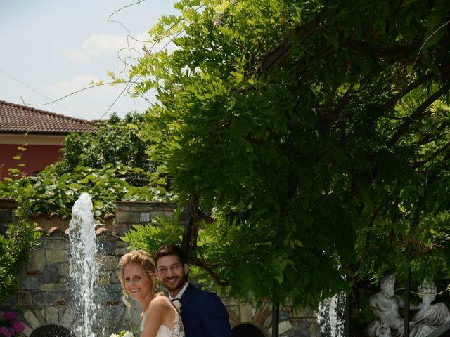 Il matrimonio di Matteo e Ilaria a Rodengo-Saiano, Brescia 33