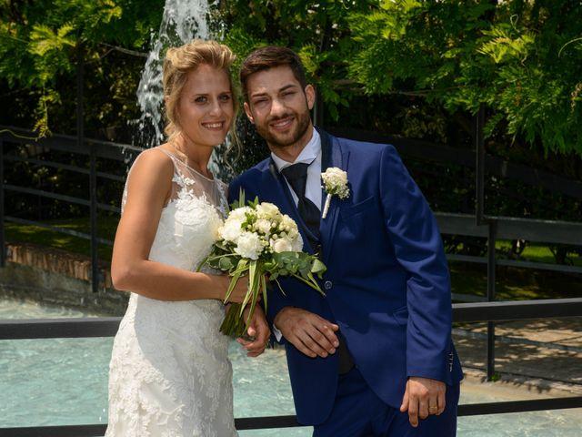 Il matrimonio di Matteo e Ilaria a Rodengo-Saiano, Brescia 34