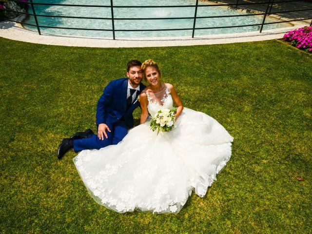 Il matrimonio di Matteo e Ilaria a Rodengo-Saiano, Brescia 35