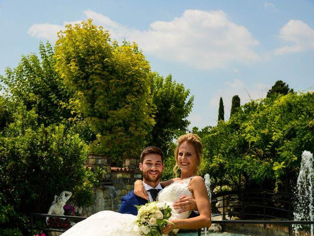 Il matrimonio di Matteo e Ilaria a Rodengo-Saiano, Brescia 36