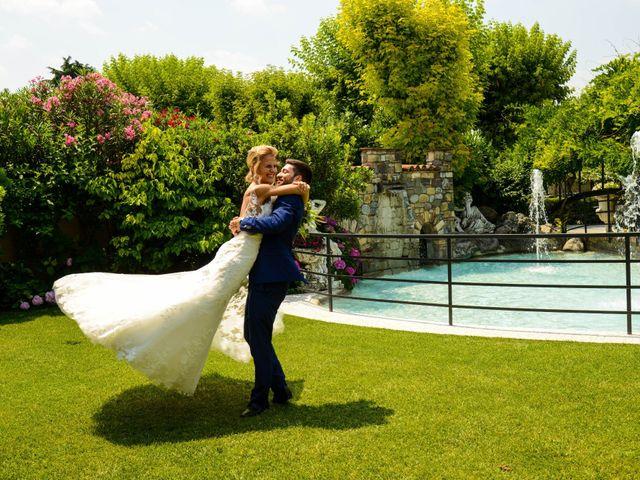 Il matrimonio di Matteo e Ilaria a Rodengo-Saiano, Brescia 37