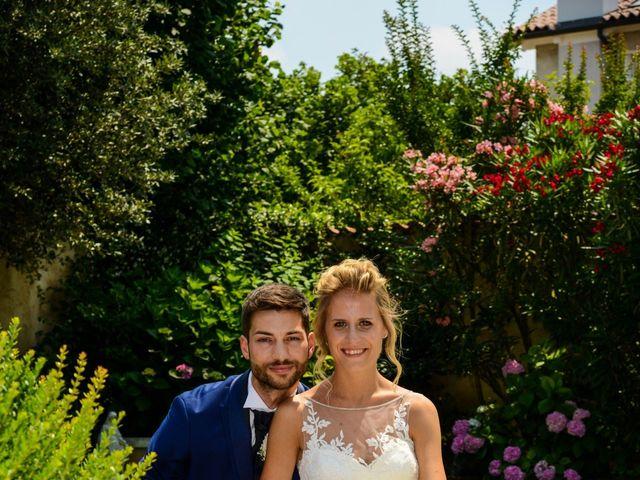 Il matrimonio di Matteo e Ilaria a Rodengo-Saiano, Brescia 38