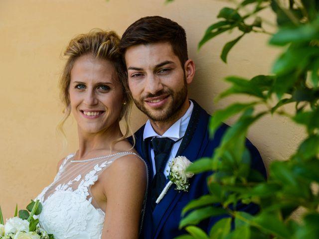 Il matrimonio di Matteo e Ilaria a Rodengo-Saiano, Brescia 39