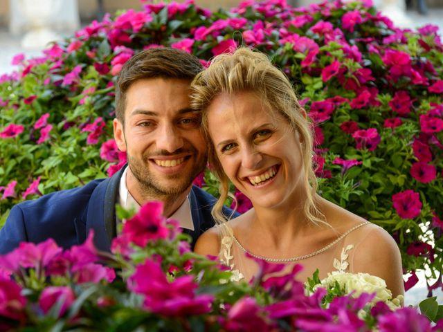 Il matrimonio di Matteo e Ilaria a Rodengo-Saiano, Brescia 41