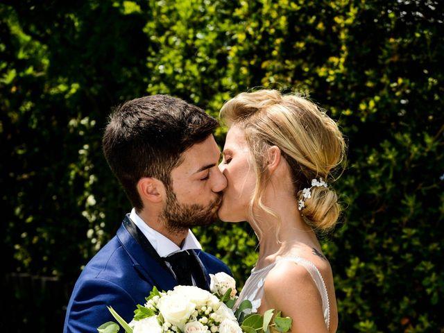 Il matrimonio di Matteo e Ilaria a Rodengo-Saiano, Brescia 42