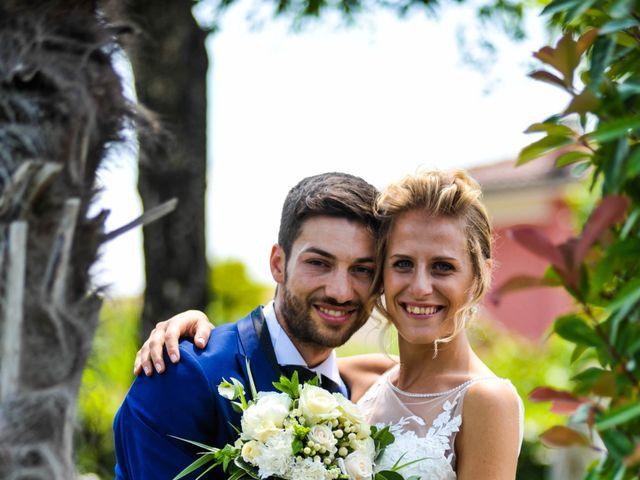 Il matrimonio di Matteo e Ilaria a Rodengo-Saiano, Brescia 43