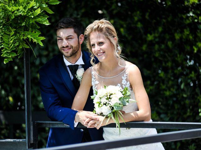 Il matrimonio di Matteo e Ilaria a Rodengo-Saiano, Brescia 44