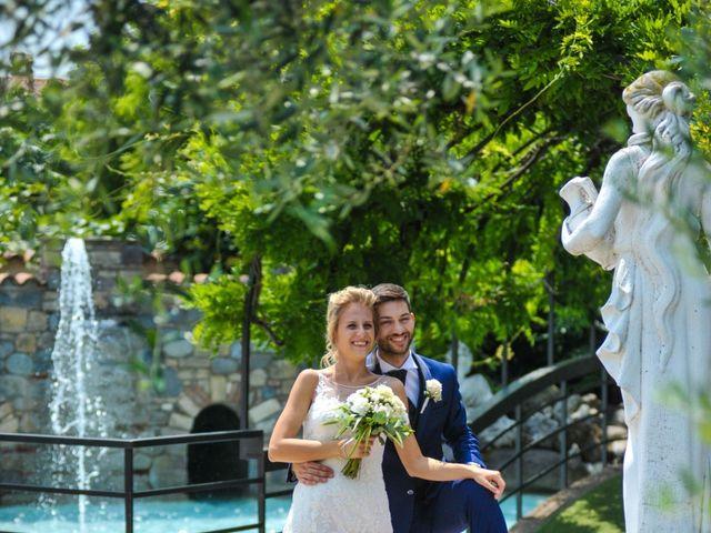 Il matrimonio di Matteo e Ilaria a Rodengo-Saiano, Brescia 45