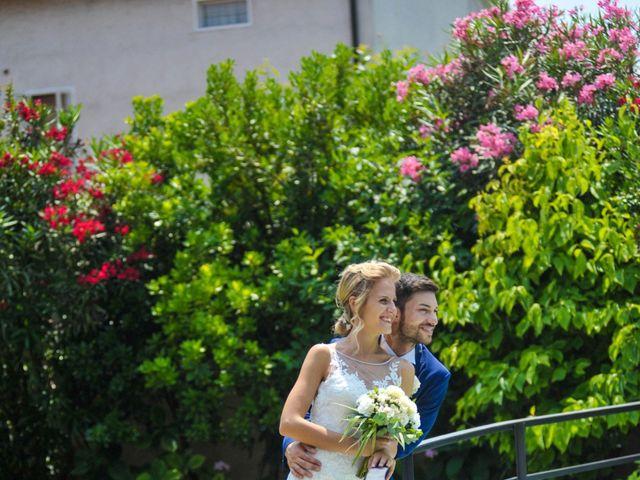 Il matrimonio di Matteo e Ilaria a Rodengo-Saiano, Brescia 46