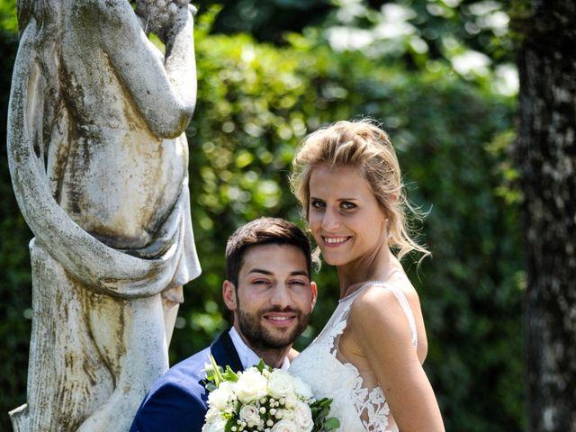 Il matrimonio di Matteo e Ilaria a Rodengo-Saiano, Brescia 48