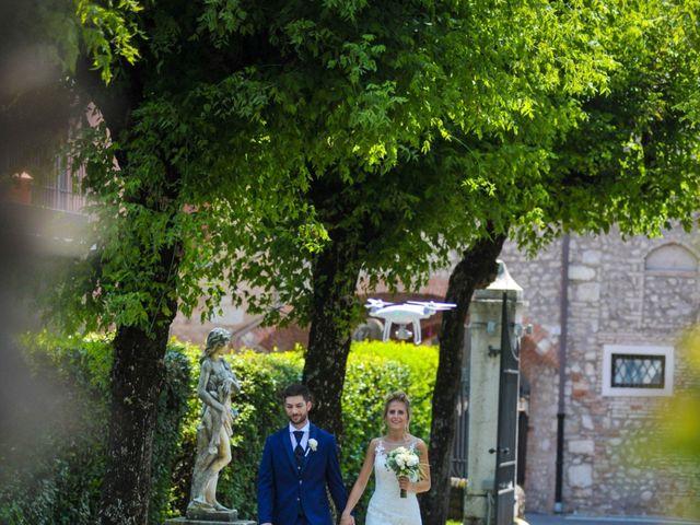 Il matrimonio di Matteo e Ilaria a Rodengo-Saiano, Brescia 50