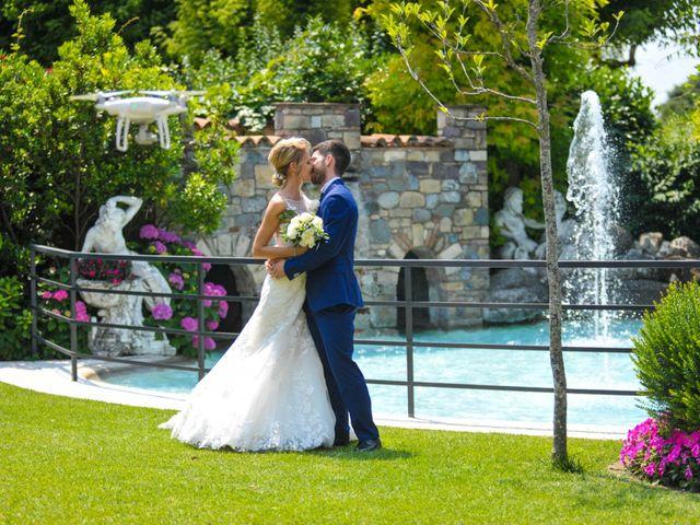 Il matrimonio di Matteo e Ilaria a Rodengo-Saiano, Brescia 51