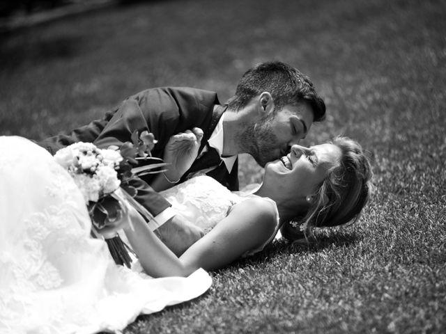 Il matrimonio di Matteo e Ilaria a Rodengo-Saiano, Brescia 52