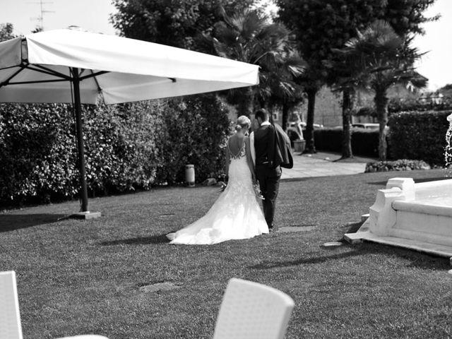 Il matrimonio di Matteo e Ilaria a Rodengo-Saiano, Brescia 54