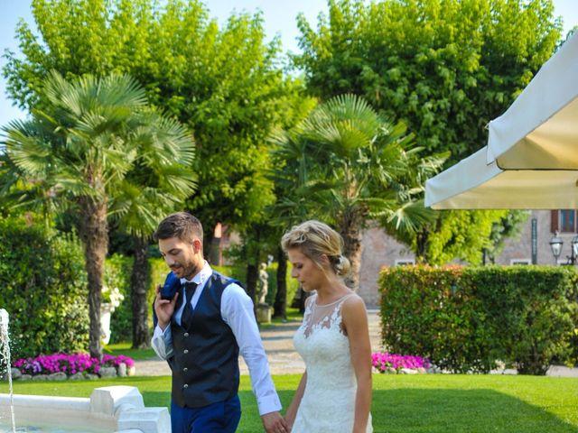 Il matrimonio di Matteo e Ilaria a Rodengo-Saiano, Brescia 55