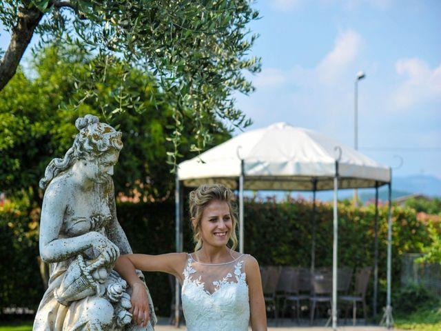 Il matrimonio di Matteo e Ilaria a Rodengo-Saiano, Brescia 56